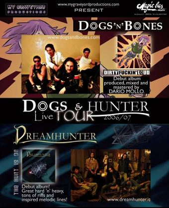 Dogs and Bones Interview