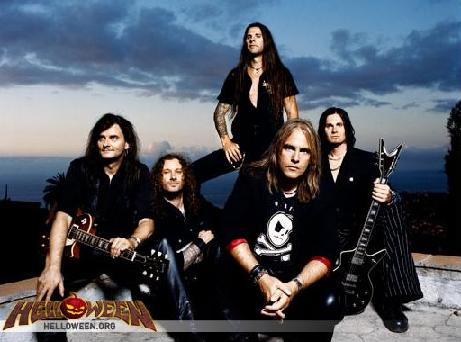 Intervista Helloween, Dani Loble