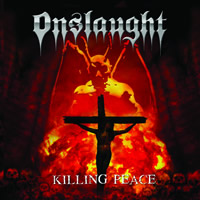 Intervista Onslaught, Killing Peace