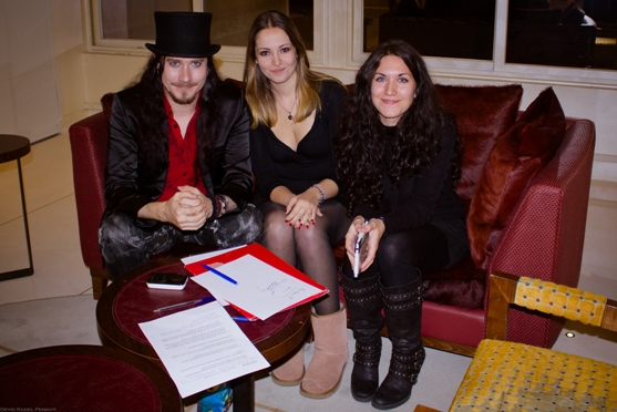 Intervista Nightwish, Tuomas Holopainen