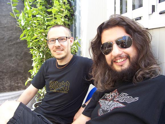 Intervista Tsunami Edizioni - Eugenio e Max
